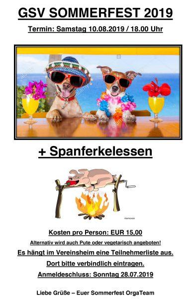 %GSV-Friedrichsort Sommerfest 2019