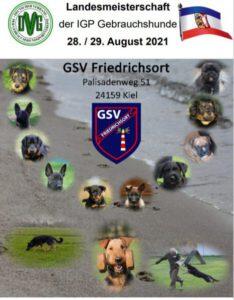 %GSV-Friedrichsort IGP Landesmeisterschaft 2021